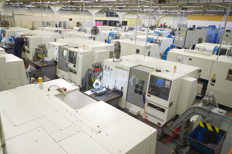 Rapid Precision Machining UK
